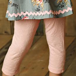 Mustard Pie Sugar Blossom Sargent Leggings -  Pink