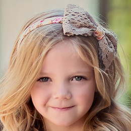 Persnickety Pocket Full Of Posies Rowan Headband