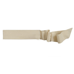 Persnickety Pocket Full Of Posies Sash - Cream