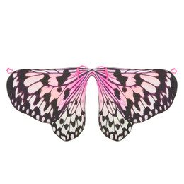 Paper Wings Butterfly Wings - Pink
