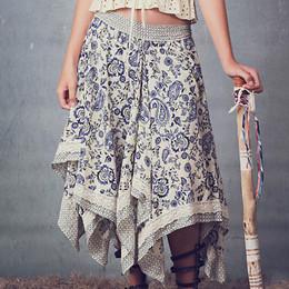 Jak & Peppar Starlight Wanderer Josefina Skirt - Navy (Del 1)
