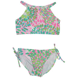 Kate Mack Island Hopping 2pc Multi Strap Swim Bikini