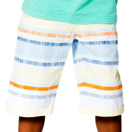 Deux Par Deux Surf Away Bermuda Shorts