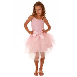 Ooh La La Couture Ava Dress - Pink Parfait