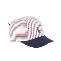 Catimini Paris En Fete Graphic City Garcon Reversible Baseball Hat
