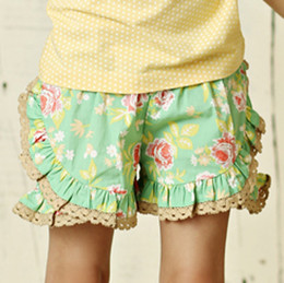 Mustard Pie Andalusia Rosy Shorts