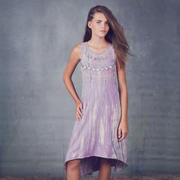 Jak & Peppar Starlight Wanderer Sun and Moon Dress - Dazed Lavender (Del 2)