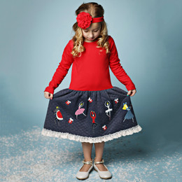 Lemon Loves Lime Holiday Nutcracker Show Dress - True Red