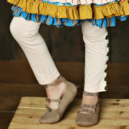 Mustard Pie Picnic Lunch Sargent Legging - Petal