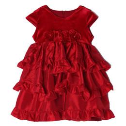 Isobella & Chloe Peppermint Lane Empire Waist Tiered Dress