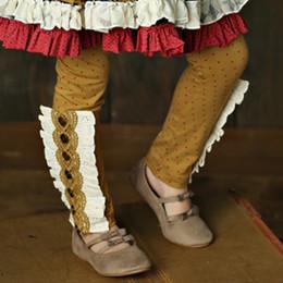 Mustard Pie Woodland Magic Sargent Legging - Gold