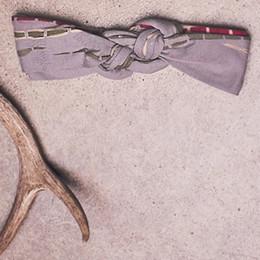 Jak & Peppar Wild Hearts Chella Braided Headband - Burgundy Dazed