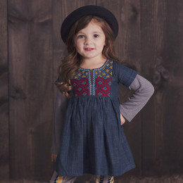 Jak & Peppar Wild Hearts Pippa Tunic (Toddler Sizes!)