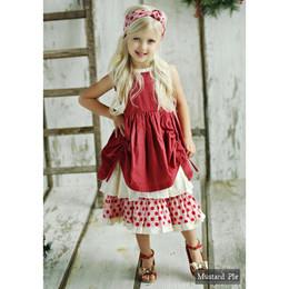 Mustard Pie Mystic Evergreen Emmaline Dress