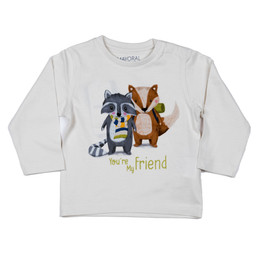 Mayoral Friends Woodland Character Tee - Arena