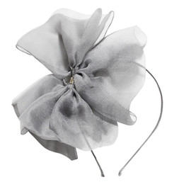 Tutu Du Monde Jewels Of The Palisades Alice Bow Headband - Silverlining