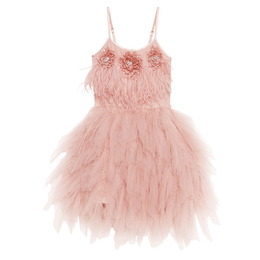 Tutu Du Monde Jewels Of The Palisades Boudoir Tutu Dress - Rose