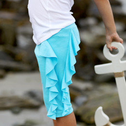 Lemon Loves Lime Cascade Shorts - Bachelor Blue