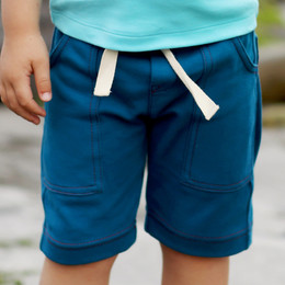 Lemon Loves Lime Gnu Brand Cargo Shorts - Mykonos Blue