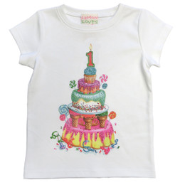 Lemon Loves Lime Birthday Tee - 1st Birthday