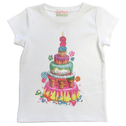 Lemon Loves Lime Birthday Tee - 2nd Birthday