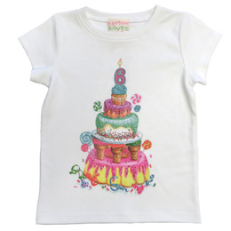 Lemon Loves Lime Birthday Tee - 6th Birthday