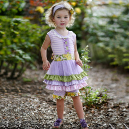 Giggle Moon Lemon Love Ruth 2pc Tutu Dress Set