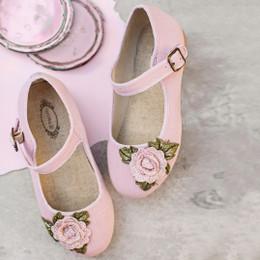 Joyfolie Lola Mary Jane Shoes - Lilac