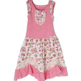 Isobella & Chloe Sweet Tea Dress - Pink