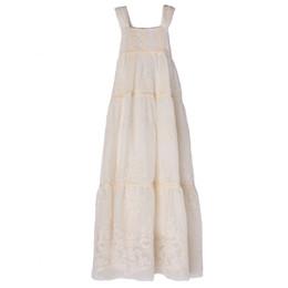Isobella & Chloe Creamy Bliss Maxi Dress - Ivory