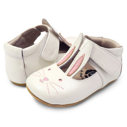 Livie & Luca Molly Baby Shoes - White Pearl (Spring 2018)