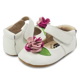 Livie & Luca Rosa Baby Shoes - Milk (Spring 2018)