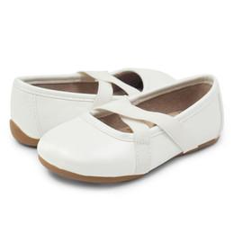 Livie & Luca Aurora Shoes - White Pearl (Spring 2018)