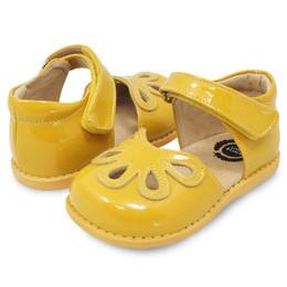 Livie & Luca Petal Shoes - Yellow (Spring 2018)