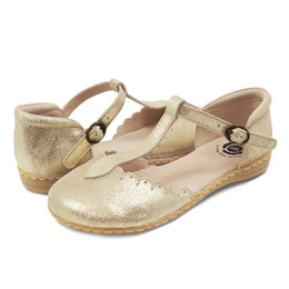 Livie & Luca Fresca  Shoes - Gold Shimmer (Spring 2018)