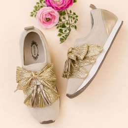 Joyfolie Romy Sneakers - Gold