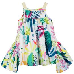 Catimini Nomade Garden Oasis Flared Dress
