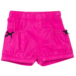 Catimini Nomade Tropical Garden Bubble Short - Pink