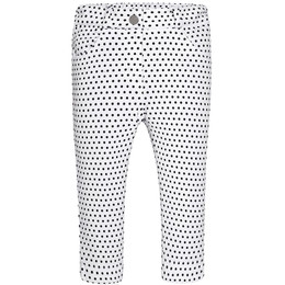 Mayoral Let's Make Today Beautiful Polka Dot Pull-On Pant