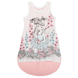 Paper Wings Garden Fairies Jersey Singlet Dress