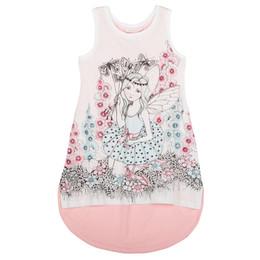 Paper Wings Garden Fairies Jersey Singlet Dress