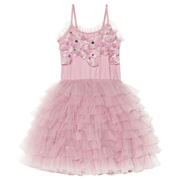 Tutu Du Monde A Parisian Affair Wildflower Tutu Dress - Bubblegum