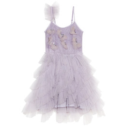 Tutu Du Monde A Parisian Affair Elderflower Tutu Dress - Elderberry