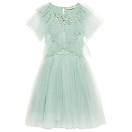 Tutu Du Monde A Parisian Affair Fiorella Tutu Dress - Green Tea