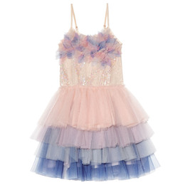 Tutu Du Monde A Parisian Affair Passionflower Tutu Dress - Lychee