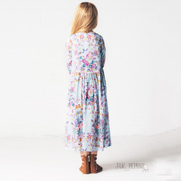 Jak & Peppar An Indian Summer Gypsy Gene Maxi Jacket