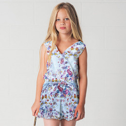 Jak & Peppar An Indian Summer Lolla Romper