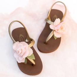 Joyfolie Cassia Flip Flops - Blush