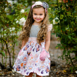 Giggle Moon Butterfly Love Lois Pocket Dress