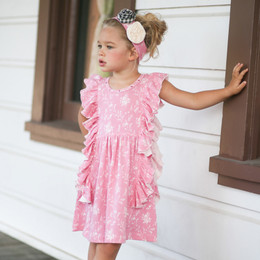 Giggle Moon Butterfly Love Lydia Dress